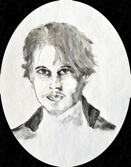 Johnny Depp por sky2065